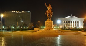 Площадь Амира Темура